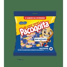 BALA PAÇOQUITA ZERO MASTIGÁVEL PACOTE 50G